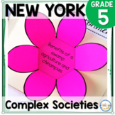 NYS Grade 5 Social Studies Inquiry: Complex Societies