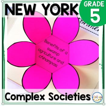 NYS Grade 5 SS Inquiry: Complex Societies