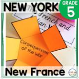NYS Grade 5 Social Studies Inquiry: New France