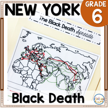 NYS Grade 6 Social Studies Inquiry: Black Death