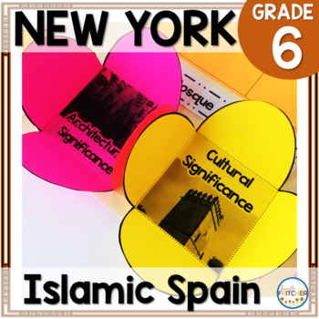NYS Grade 6 Social Studies Inquiry: Islamic Spain