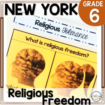 NYS Grade 6 SS Inquiry: Religious Freedom