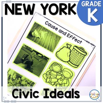 NYS Kindergarten Social Studies Inquiry: Civic Ideals