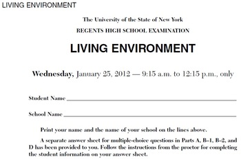 answers to to monday january livin environment