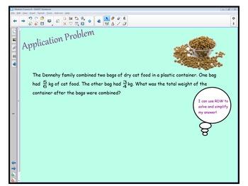 Engage NY Math Grade 5 Module 3 Lesson 6