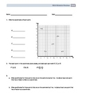 NYS Math - Grade 5 - Module 6 Mid-Module Review Sheet (wit