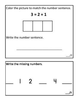 NYS Math Module 1 Kindergarten Topics C-D