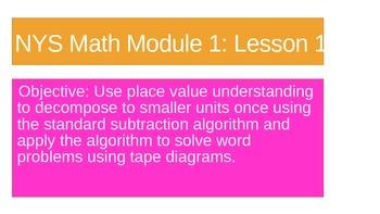 NYS Math Module 1 Lesson 13