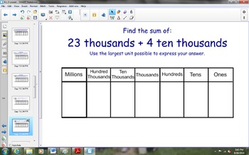 NYS Math Module 1, Topic A, Lesson 3 Notebook Lesson