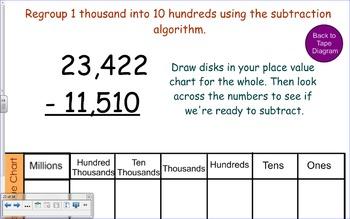 NYS Math Module 1, Topic E, Lesson 13 Notebook Lesson