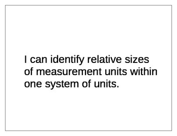 NYS Math Module 2 4th Grade Student I Can Posters