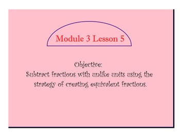 Engage NY Math Grade 5 Module 3 Lesson 5