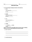 NYS Module 2 lesson 1 & 2 quiz