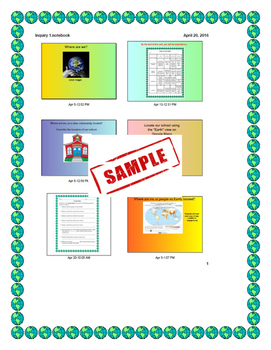 EngageNY NYS Social Studies Grade 3 Inquiry 1 Geography