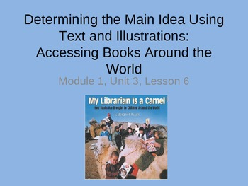 Librarian teaching resources teachers pay teachers nys third grade common core ela powerpoint my librarian is a camel fandeluxe Gallery