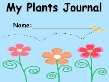 NYS common core curriculum Domain 4: Plants for Kindergarten Packet
