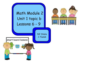NYS math module 2 topic b lesson 6-9  3rd grade