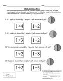 NYSAA-  Math Grade 5 5.NF