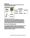 NYSESLAT 2015 Grades 1 - 2 Test Prep SCR Bundle Packet - 4 items