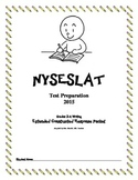 NYSESLAT 2015 Grades 3-4 Extended Constructed Response Writing Packet