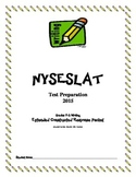 NYSESLAT 2015 Grades 5-6 Extended Constructed Response Writing Packet