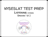 NYSESLAT Listening Test Prep (Jen's Surprise)