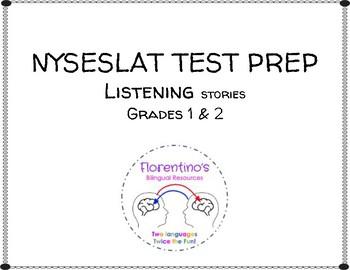 NYSESLAT Listening Test Prep (Jen's Surprise)