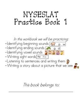NYSESLAT Practice Book 1