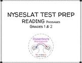 NYSESLAT Reading Passages Test Prep