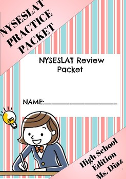 NYSESLAT Review Packet/ ENL Review Packet