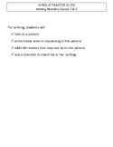 NYSESLAT WRITING PRACTICE GUIDE