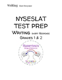 NYSESLAT Writing Test Prep (Maria Recycles)