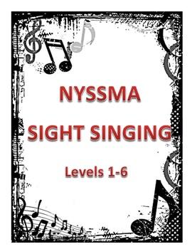 NYSSMA Levels 1-6 Sight Singing