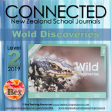 NZ Connected - L2 - 2019 - Wild Discoveries