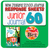 NZ Junior Journal 60 Reading Responses