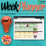NZ Online Week Planner L2 - Google Sheets