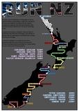 NZ RUN Fitness activity New Zealand
