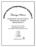 NZ School Journal Comprehension Pack 3: Tikanga Maori