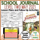 NZ School Journal Level 2 May 2021 Activities | Paper-base