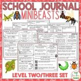 NZ School Journal Level 2 and 3 Set: Minibeasts Follow-Up
