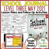 NZ School Journal Level 3 May 2021 Activities | Paper-base