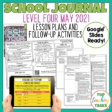 NZ School Journal Level 4 May 2021 Activities | Paper-base