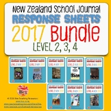 NZ School Journal Responses - 2017 Bundle - L2-4