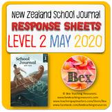 NZ School Journal Responses - Level 2 May 2020