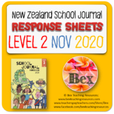 NZ School Journal Responses - Level 2 November 2020
