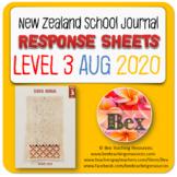 NZ School Journal Responses - Level 3 August 2020