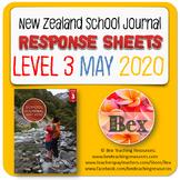 NZ School Journal Responses - Level 3 May 2020