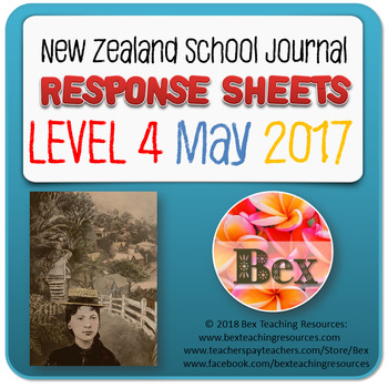 NZ School Journal Responses - Level 4 May 2017