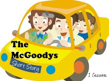 NZ Short Story: 'The McGoodys' Joy Cowley