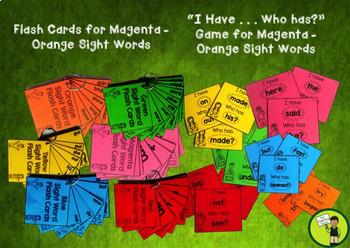 New Zealand Sight Words Activities Bundle!